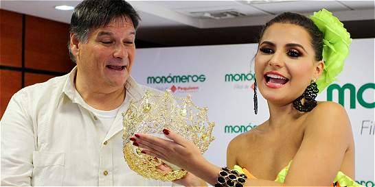 Coronación de Marcela García será homenaje a Gabriel García Márquez