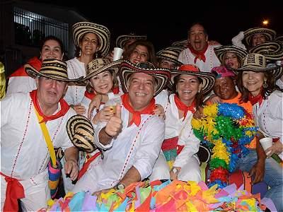 Todos en Carnaval