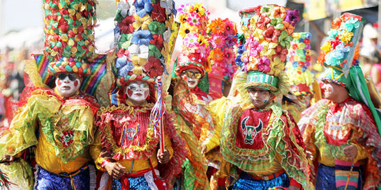 'Macondo urbano' vibró la alegría de su Carnaval