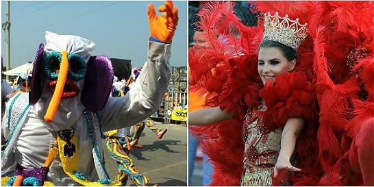 Barranquilla se gozó la Gran Parada de tradición