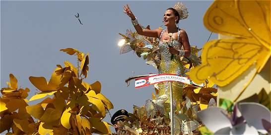 El de Marcela García Caballero, un Carnaval distinto
