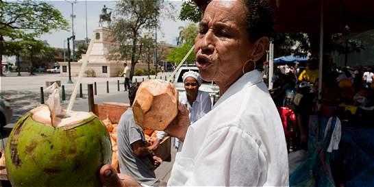 Emergencia en el Caribe: se acaba el arroz con coco