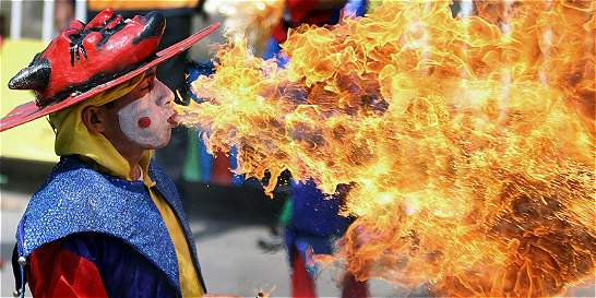 Un Carnaval de Barranquilla sin 'lluvia' de críticas
