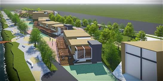 Arrancó plan de 'colonización' urbanística en La Loma de Barranquilla