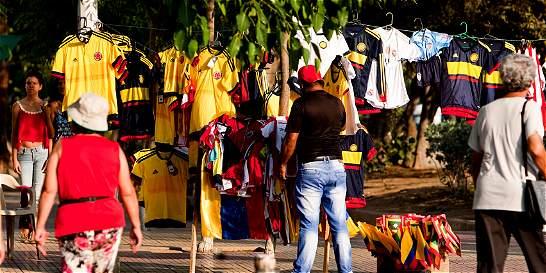 Alerta amarilla en Barranquilla por el partido Colombia Vs. Ecuador