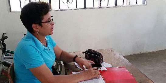 Claribel Rodríguez, la maestra tímida que alzó la voz por sus alumnos