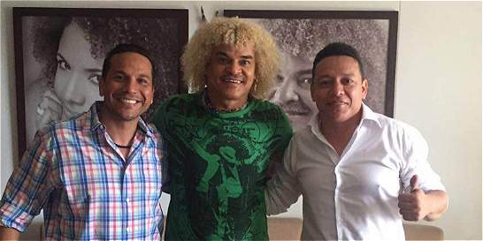 A falta de apoyo, 'Pibe' está con el Independiente Barranquilla
