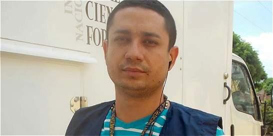 Recompensa por asesinos del director regional de Medicina Legal