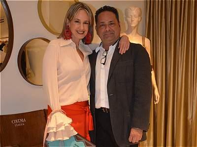 Silvia Tcherassi reinauguró su tienda en Barranquilla