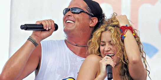 Expectativa por llegada de Shakira a Barranquilla