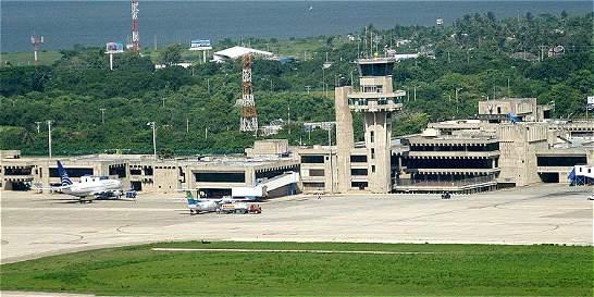 Así van las obras en el aeropuerto de Barranquilla