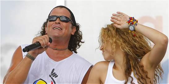 Barranquilla está a la espera de la llegada de Shakira y Carlos Vives
