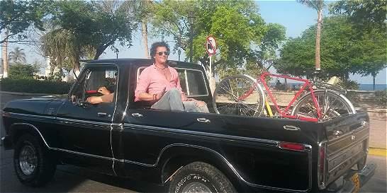 Con Carlos Vives, en Santa Marta, comenzó rodaje de 'La bicicleta'