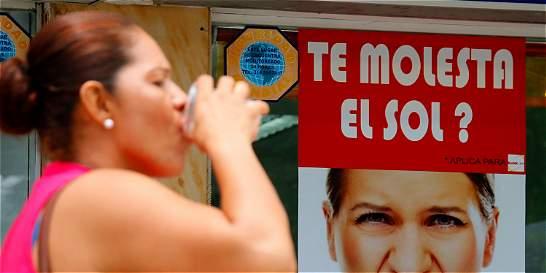 Oleadas de calor sofocan a Barranquilla