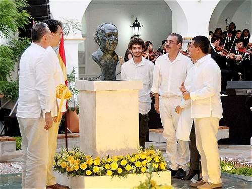 Gabriel García Márquez, para la eternidad desde Cartagena