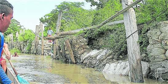 En junio se inician las obras en el Canal del Dique