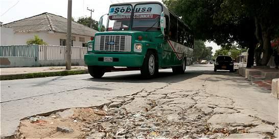 Barranquilla prepara aplicación para reportar mal estado de vías