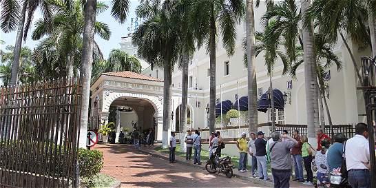 Cierran temporalmente el Hotel El Prado en Barranquilla