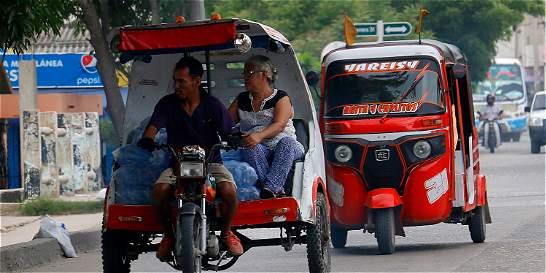 Analizan si mototaxis circularán por la Murillo