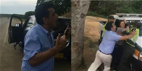 La pelea del directivo de Camcomercio que amenazó con llamar a Santos
