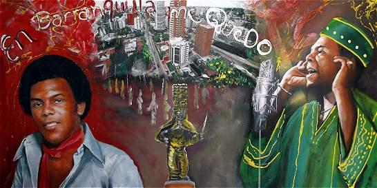 Barranquilla no olvida al Joe Arroyo