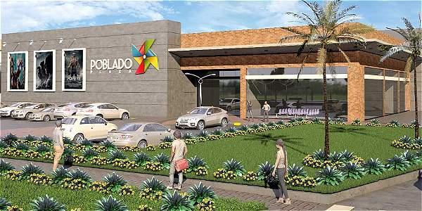 Construirán centro comercial en Santo Tomás (Atlántico)