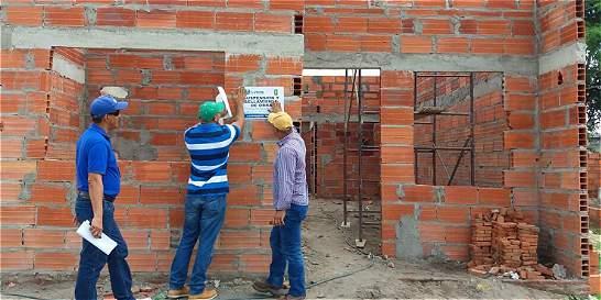 Paran obras de todo un barrio en Soledad (Atlántico)