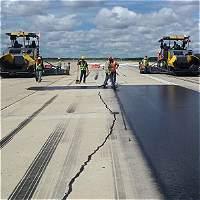 Inician obras en la pista del aeropuerto de Barranquilla
