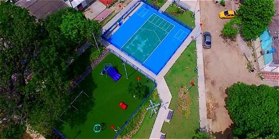Barranquilla tendrá su primera cancha de deporte paralímpico