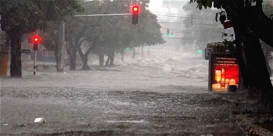 Lluvias de este jueves dejaron varias emergencias en Barranquilla