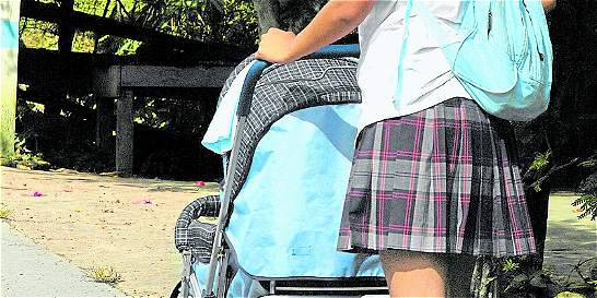 Región Caribe encabeza la lista del embarazo juvenil en el país