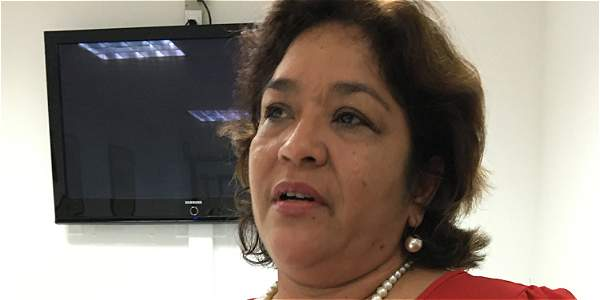Martha Silva Pertuz es la persona de la iniciativa de la Universidad para Adulto Mayor en el Caribe colombiano.