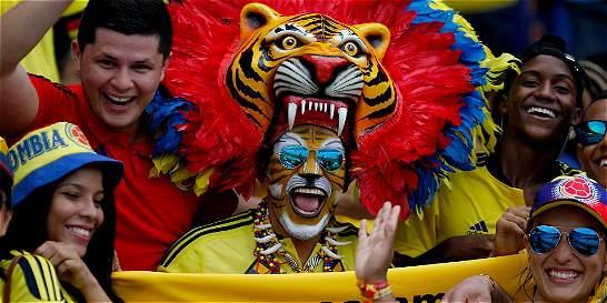 Listas las medidas para el partido de la selección Colombia