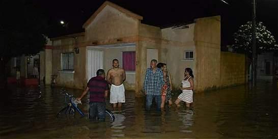 El Caribe colombiano está en alerta por la temporada de lluvias