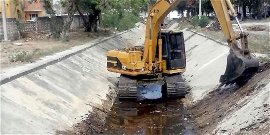 $4 mil millones gastó Barranquilla este año en limpieza de arroyos