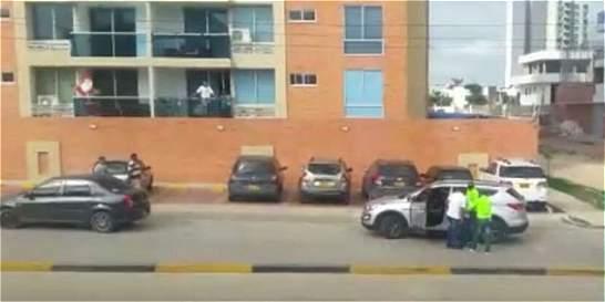 Investigan presunto intento de secuestro en el norte de Barranquilla