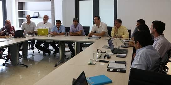 Barranquilla avanza en proyecto de metro ligero por la calle 30
