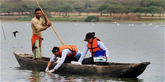 CRA  descarta contaminación en agua del Lago El Cisne