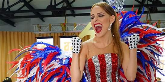 El homenaje al Junior que volvió tendencia a la reina del Carnaval