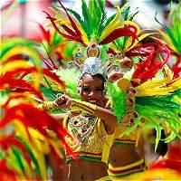 El carnaval de los niños en Barranquilla, un desfile de alegría