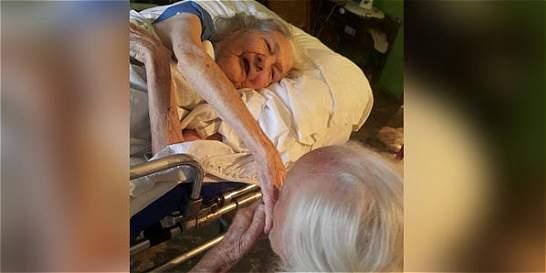 Vivieron 72 años casados y murieron con seis horas de diferencia