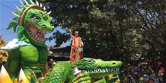 Batalla de Flores dio inicio a cuatro días de Carnaval en Barranquilla