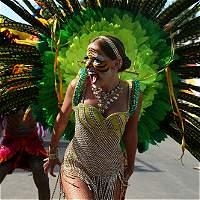 Autóctono festejo en los 50 años de la Gran Parada de Tradición