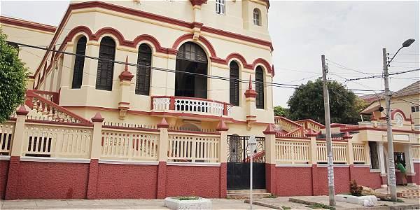 El Asilo San Antonio de Barranquilla, lugar de residencia de Beatriz Palencia, desde un principio desmintió las noticias de agresión a anciana.