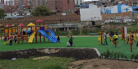 Tunja estrena parque, pero no tiene recursos para la biblioteca