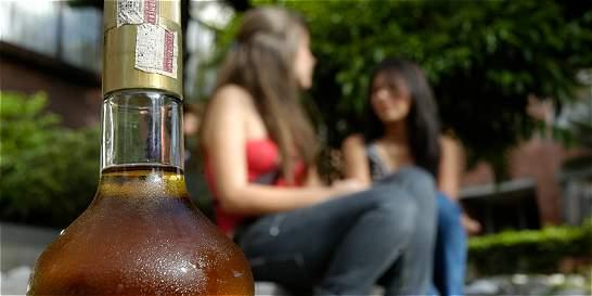 Tunja: la ciudad en donde a más temprana edad inicia consumo de licor