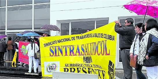 Por falta de pagos, los especialistas de Cafesalud Tunja renuncian