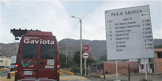 Quejas en Boyacá por aumento en las tarifas de peajes