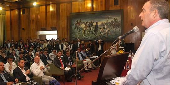 Anuncios millonarios para Boyacá hizo el Ministro de Agricultura