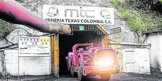 Ministro de Minas 'les sacó la piedra' a autoridades de Occidente